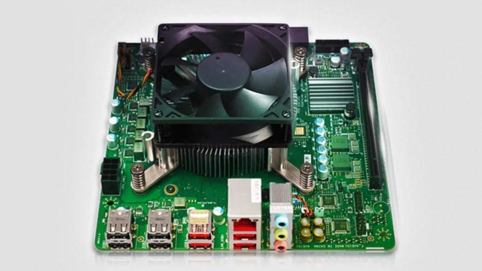 AMD presenta oficialmente la CPU 4700S, la versión para PC del SOC de Xbox Series