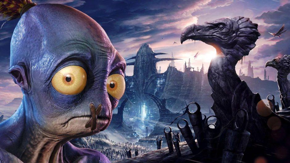 Oddworld: Soulstorm ya tendría fecha de llegada a Xbox