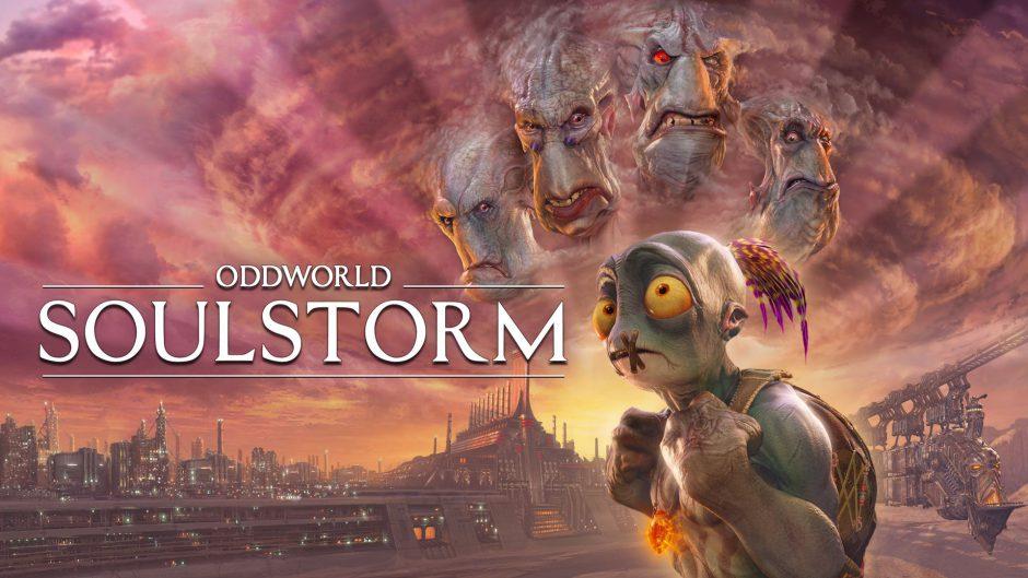Oddworld: Soulstorm podría llegar a Xbox One