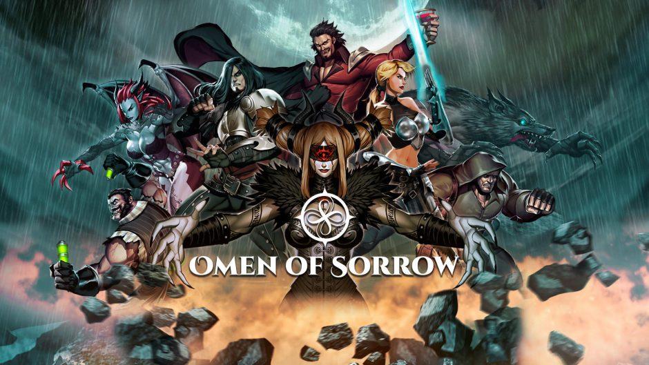 Omen of Sorrow llega este año a Xbox