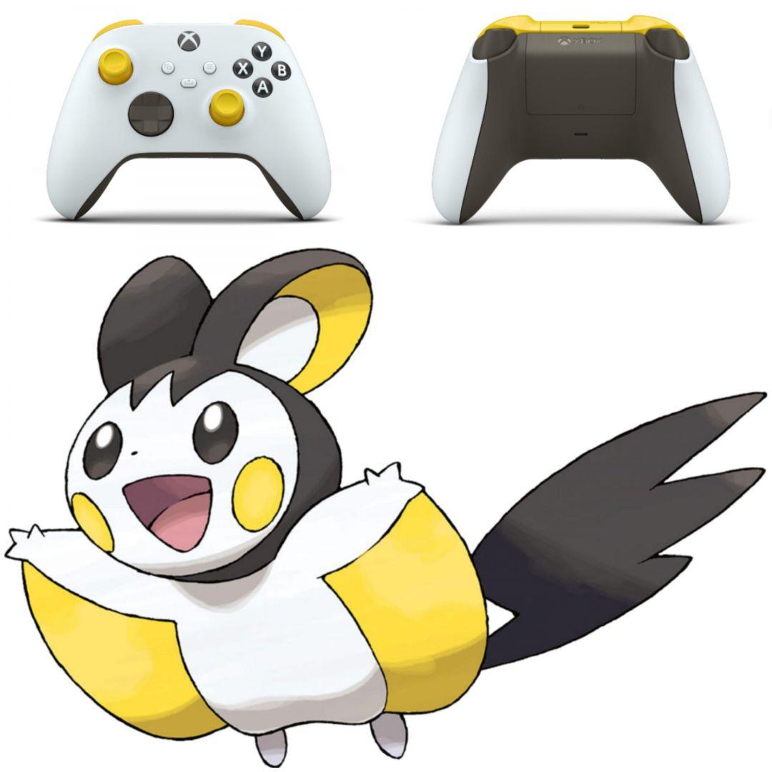 El regreso de Xbox Design Lab ya está generando mandos increíbles, como estos que un usuario realizó basándose en Pokemon.