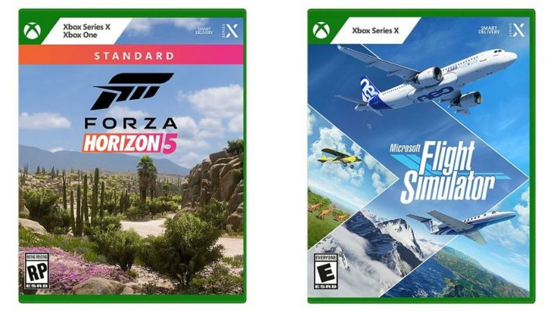 portadas nuevas Xbox