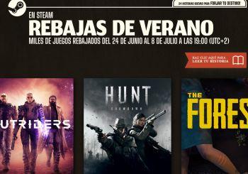 Comienzan las Ofertas de Verano en Steam con algunos juegos de Microsoft a precio imbatible