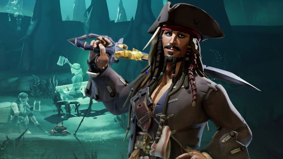 Sea of Thieves: A Pirate 'Life  will receive a new patch next week