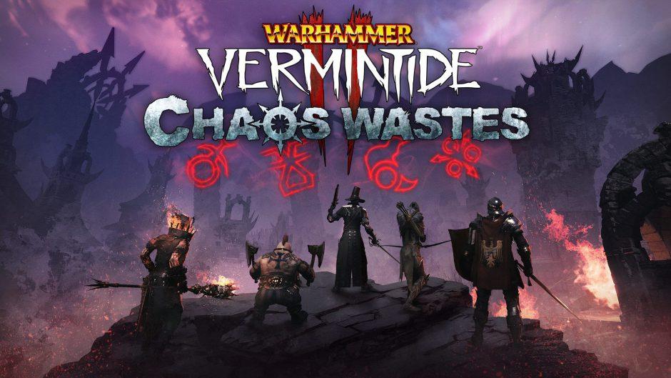Chaos Wastes, la mayor expansión de Vermintide II hasta la fecha, ya disponible en Xbox