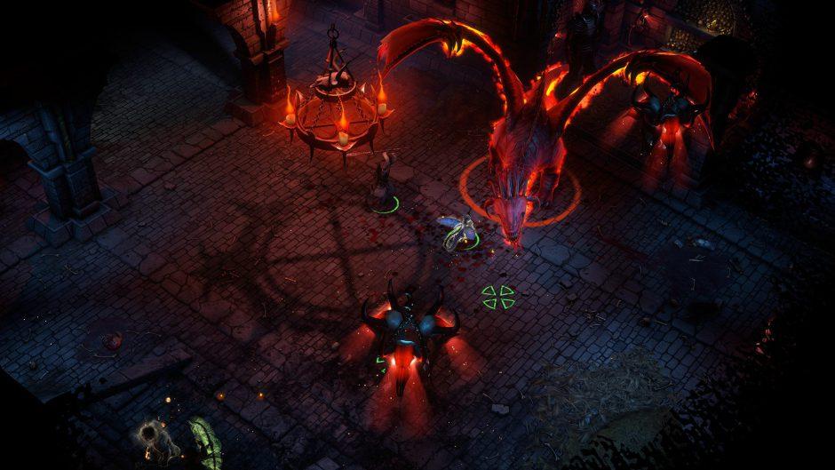 Pathfinder: Wrath of the Righteous llegará a Xbox este mismo año