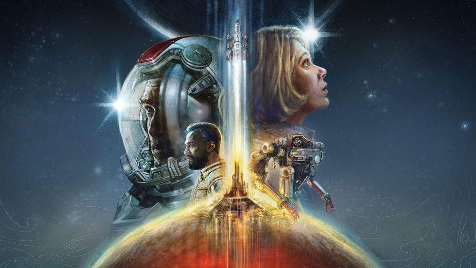 El tráiler de Starfield fue creado por completo en el juego, nada de CGI o cinemáticas