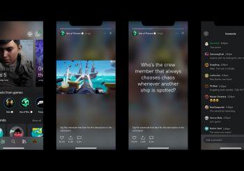 La app de Xbox pronto introducirá la opción de publicar Stories en juegos