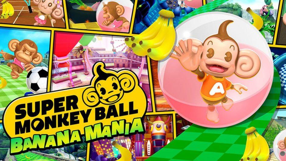 Super Monkey Ball Banana Mania incluirá a Sonic y a Tails