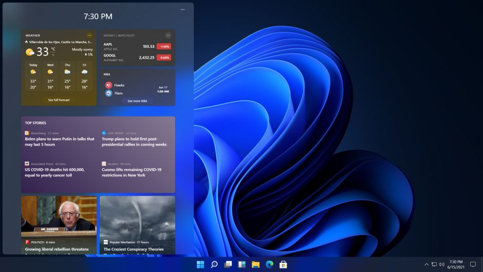"""Microsoft sobre Windows 11: """"Hay mucho más que está por venir"""""""