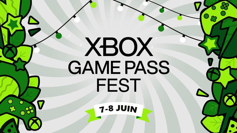 "Xbox Game Pass Francia anuncia el ""Game Pass Fest"""