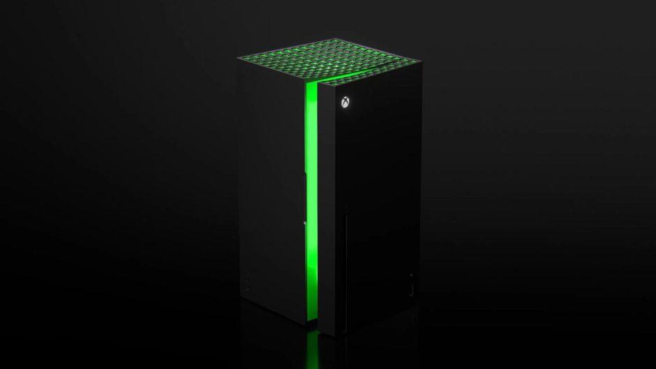 La mini nevera de Xbox Series X se venderá fuera de Estados Unidos