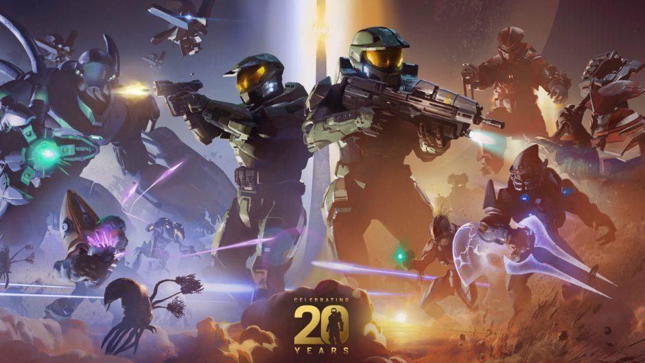 Consigue gratis más de 300 fondos de pantalla temáticos de Xbox y su 20 aniversario