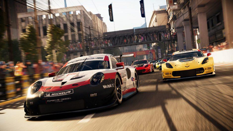 Grid Legends recién anunciado en el EA PLAY