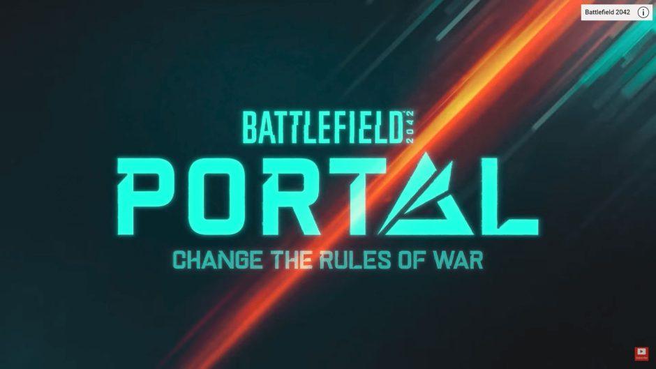Battlefield 2042 nos enseña Portal, su nuevo modo de juego