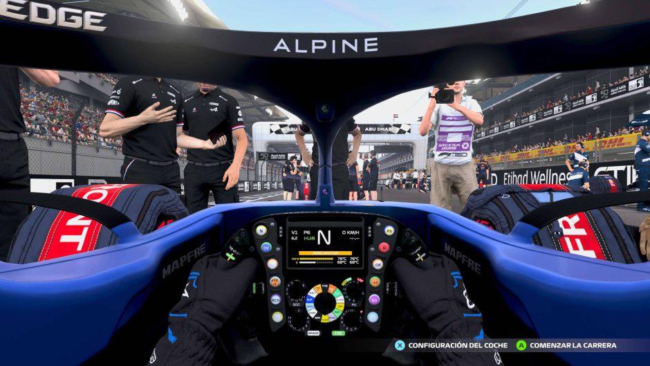 F1 2021 añade nuevos circuitos y novedades