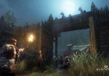 New World alcanza un pico de 200.000 jugadores simultáneos en Steam