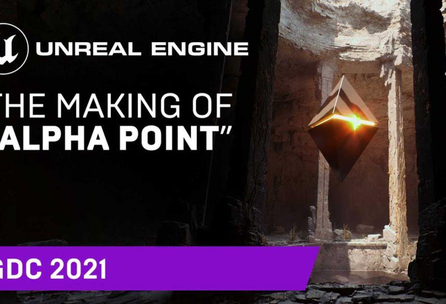 Ya disponible Alpha Point, la demo de Unreal Engine 5 desarrollada por The Coalition