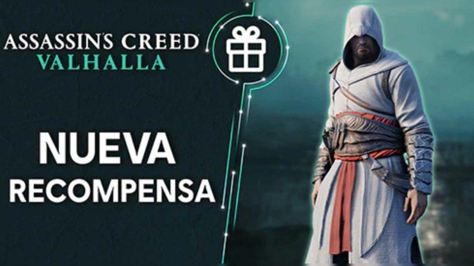 Assassin's Creed Valhalla vuelve a implementar el traje de Altair como recompensa adicional