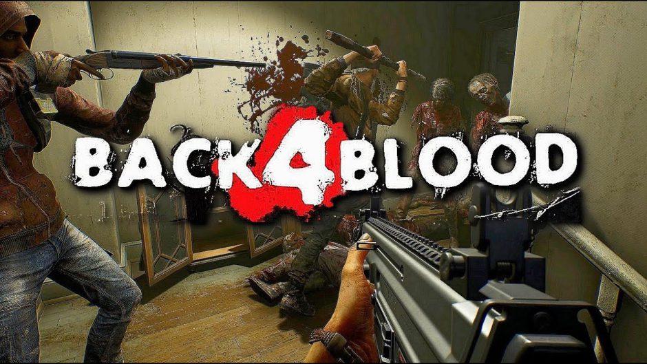 Nuevo tráiler de Back 4 Blood para PC