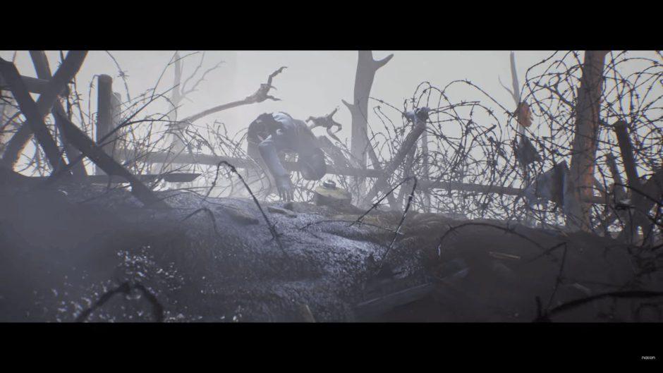Nacon anuncia Ad Infinitum, un nuevo survival horror ambientado en la I Guerra Mundial