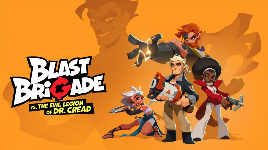 Entrevista a Allods Team Arcade, creadores del nuevo metroidvania Blast Brigade