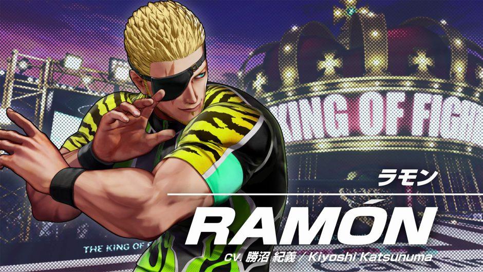 King of Fighters XV sigue mostrándonos el elenco de personajes jugables