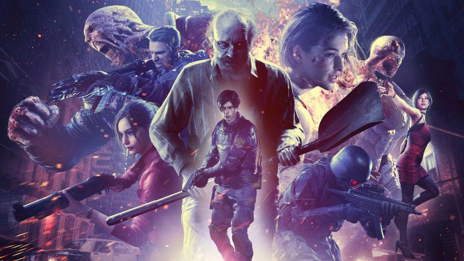 Así de impresionante se vería el remake del primer Resident Evil en Unreal Engine 4