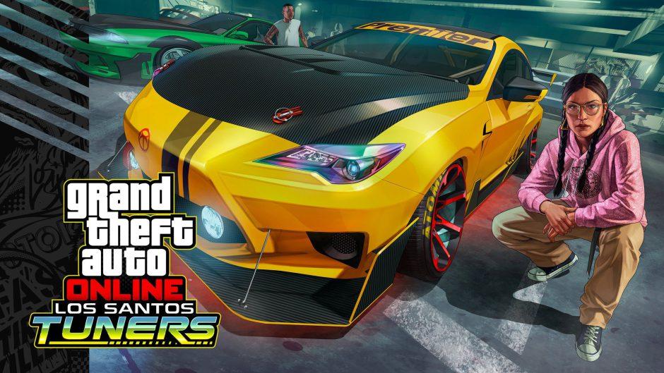 """GTA Online tendrá una selección de """"coches mejorados"""" sólo para Xbox Series y PS5"""