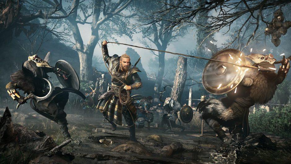 """Assasssin's Creed: Valhalla nos presenta el tráiler de su nuevo DLC """"The Siege of Paris"""""""
