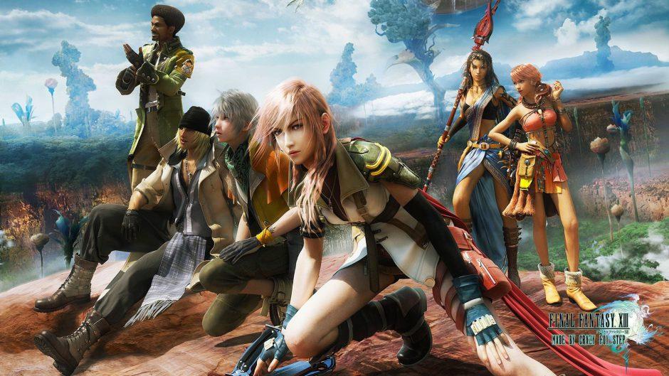 Final Fantasy XIII ya está disponible en Xbox Game Pass de PC y consolas