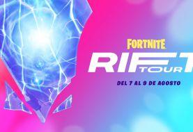 Viaja a traves de realidades mágicas con el Rift Tour, el nuevo evento presentado en Fortnite