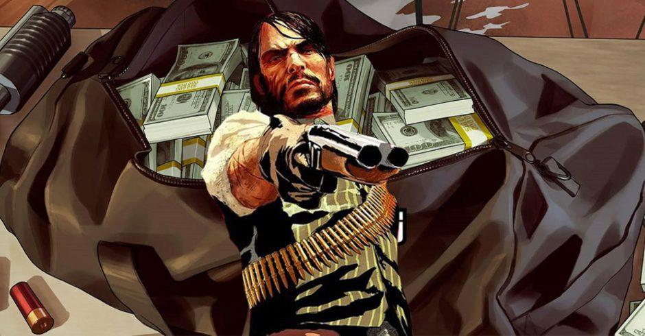Un jugador de GTA Online descubre un cuchillo de Red Dead Redemption en un huevo de pascua