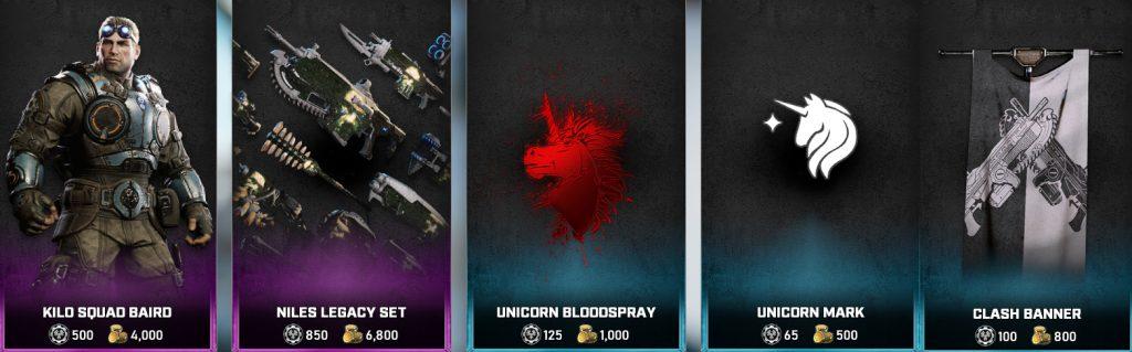 Todo esto llega hoy con la nueva actualización semanal para Gears 5 - The Coalition ha publicado los detalles sobre la actualización semanal que llega hoy mismo para el multijugador de Gears 5.