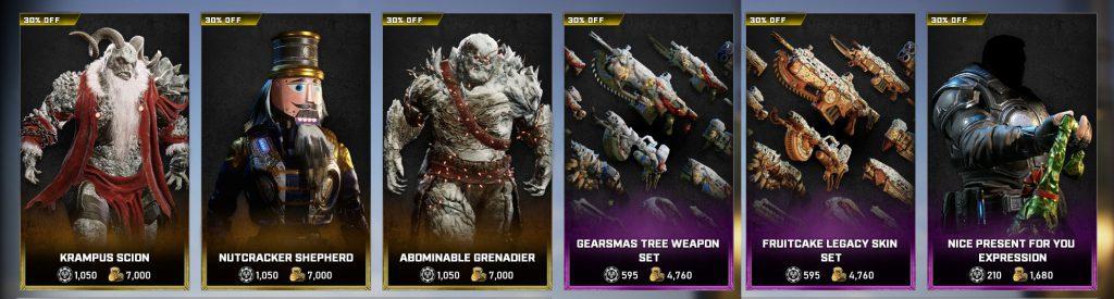 """La """"Operación 7"""" de Gears 5 termina con esta última actualización semanal con novedades interesantes - The Coalition ha publicado los detalles y novedades sobre la última actualización semanal de la """"Operación 7"""" para Gears 5."""
