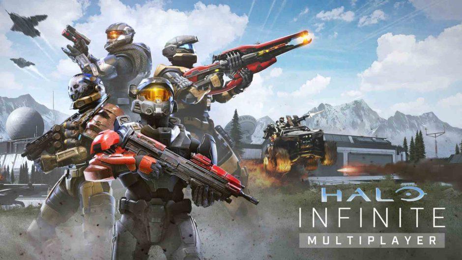 Nueva comparativa del multijugador de Halo Infinite vs el de Halo 5 Guardians