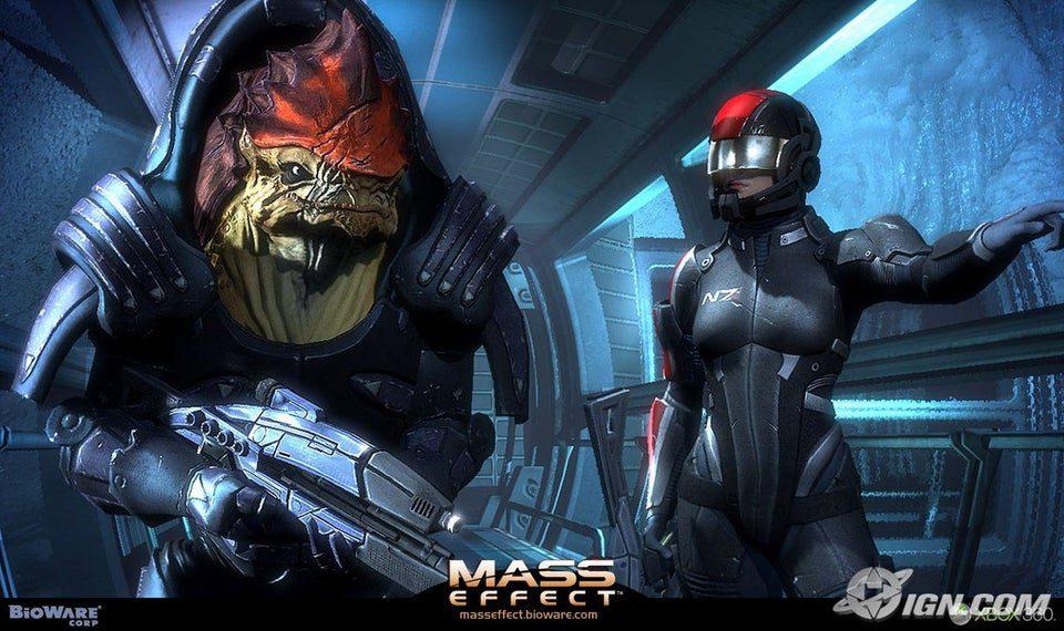 Mass Effect 1 FemShep