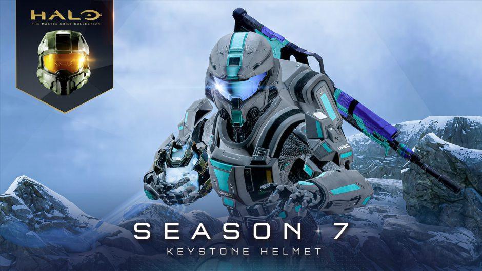 Consigue gratis el casco Keystone Mark VII en la Master Chief Collection