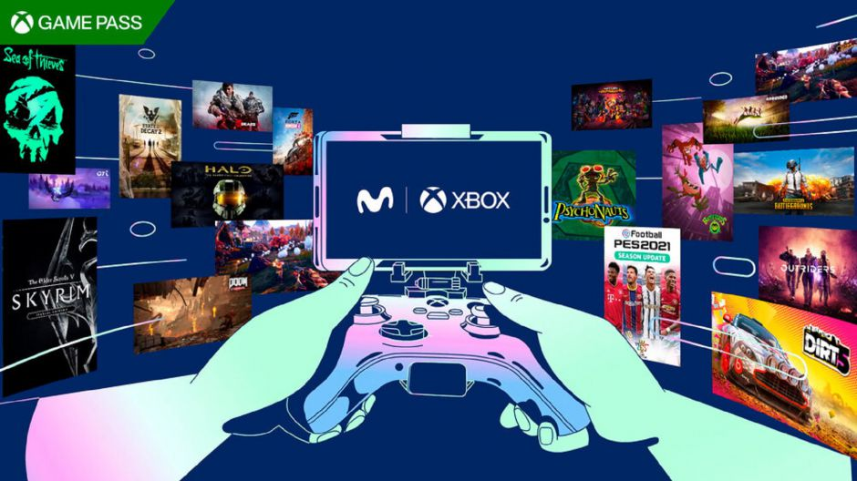 Movistar and Xbox sign agreement to integr ate Xbox Game Pass