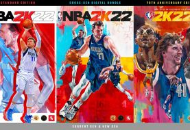 Comparativa técnica de NBA 2K22 entre Xbox Series y PS5