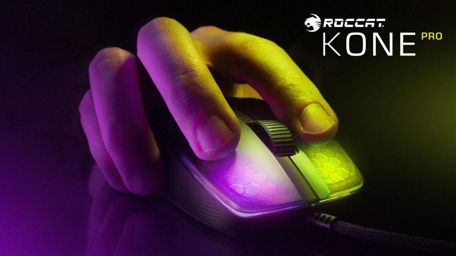 Análisis: Así funciona el ratón gaming ROCCAT Kone Pro en Xbox Series