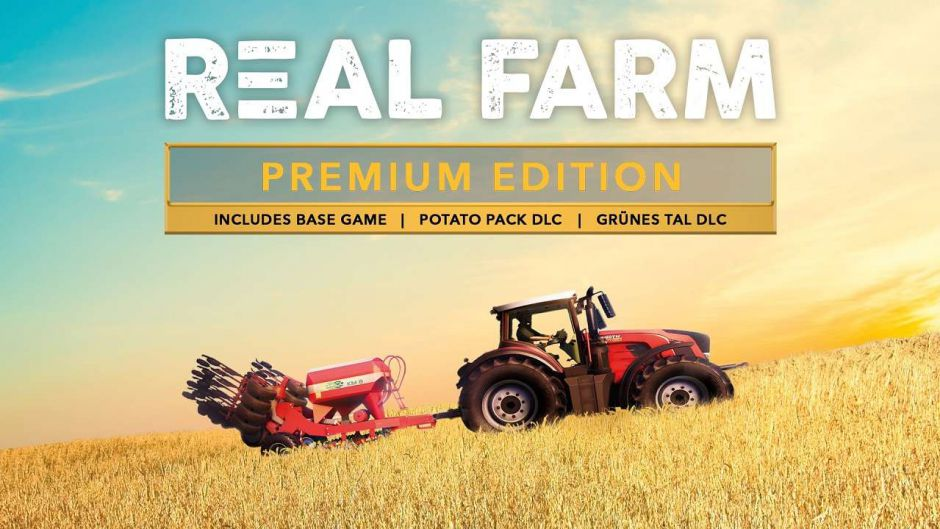 Real Farm Premium Edition llega a Xbox Series X|S