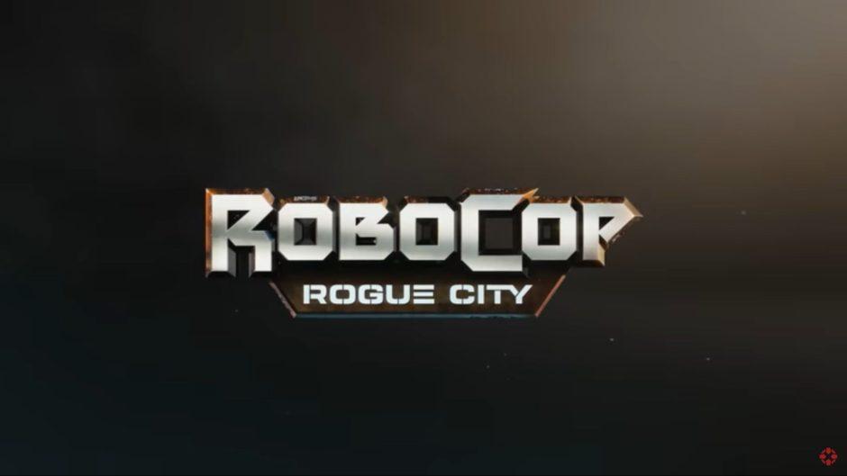 Presentado por sorpresa Robocop: Rogue City que llegará en 2023