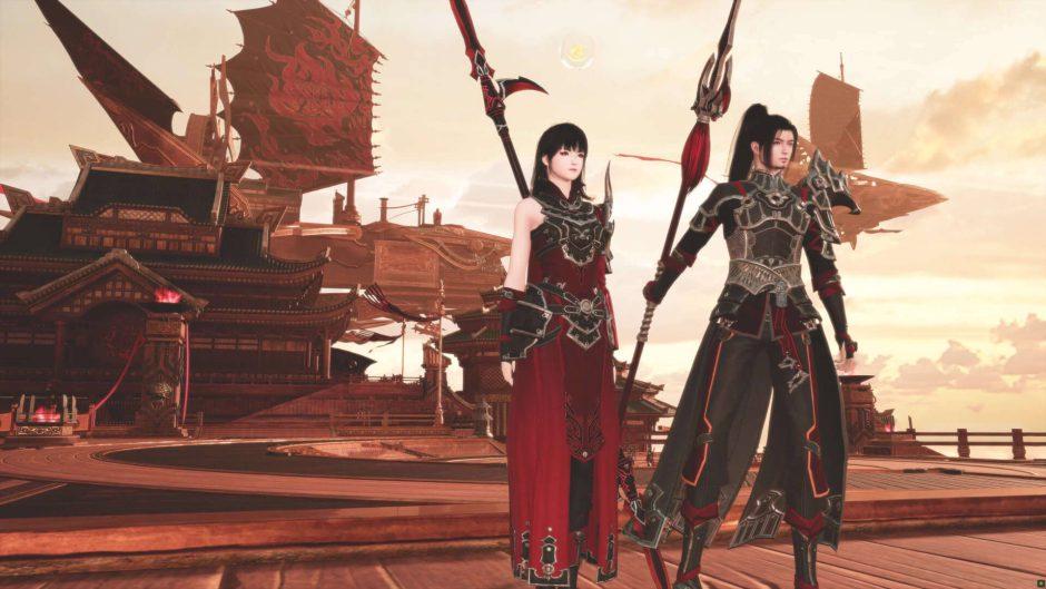 Swords of Legends Online nos presenta su cinemática inicial y fecha de lanzamiento