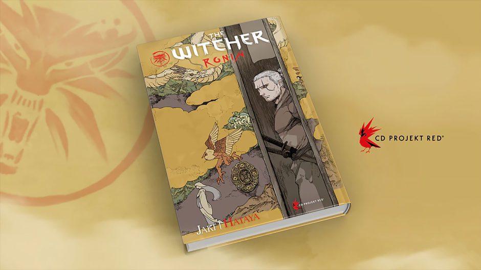 CD Projekt anuncia The Witcher Ronin un manga con historia completamente original
