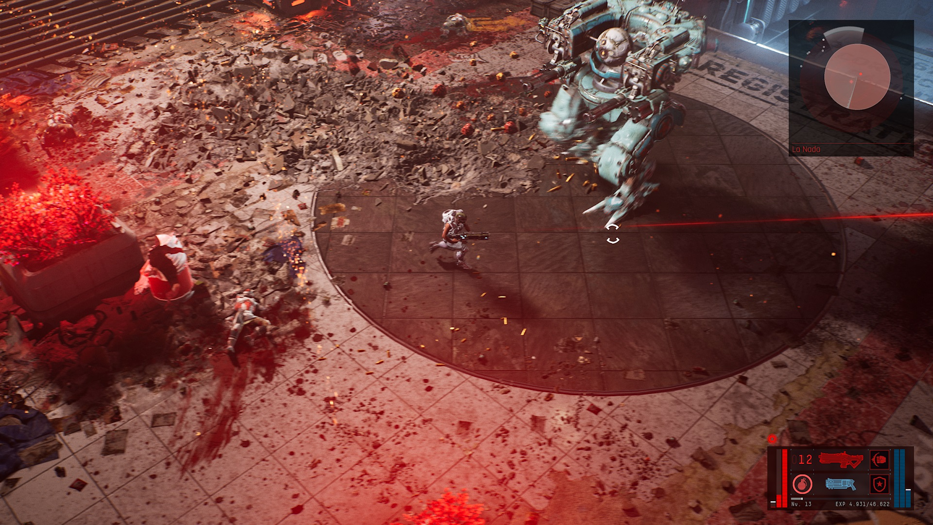Análisis de The Ascent para Xbox Series X - The Ascent demuestra que nunca hay suficiente ambientación Cyberpunk en nuestras vidas. Toda una sorpresa de Neon Giant que os contamos en su análisis.