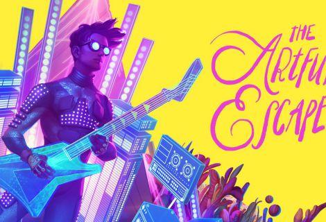 Sorpresa: The Artful Escape está vivo y llega en septiembre a Xbox y PC