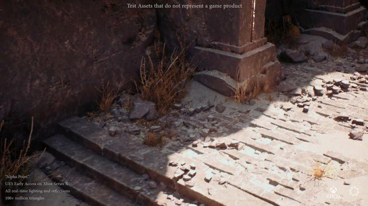 The Coalition y su nueva demo en Unreal Engine 5: 15 veces más triángulos que en Gears 5