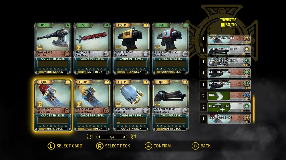 Warhammer 40.000: Space Wolf