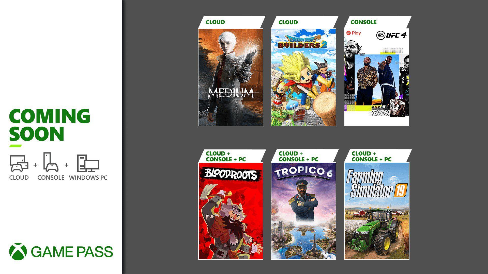 Desvelados los nuevos títulos para Xbox Game Pass del mes de julio - Ya conocemos los próximos títulos que llegarán a Xbox Game Pass en la primera mitad del mes de julio para nuestras consolas Xbox, PC y Android.